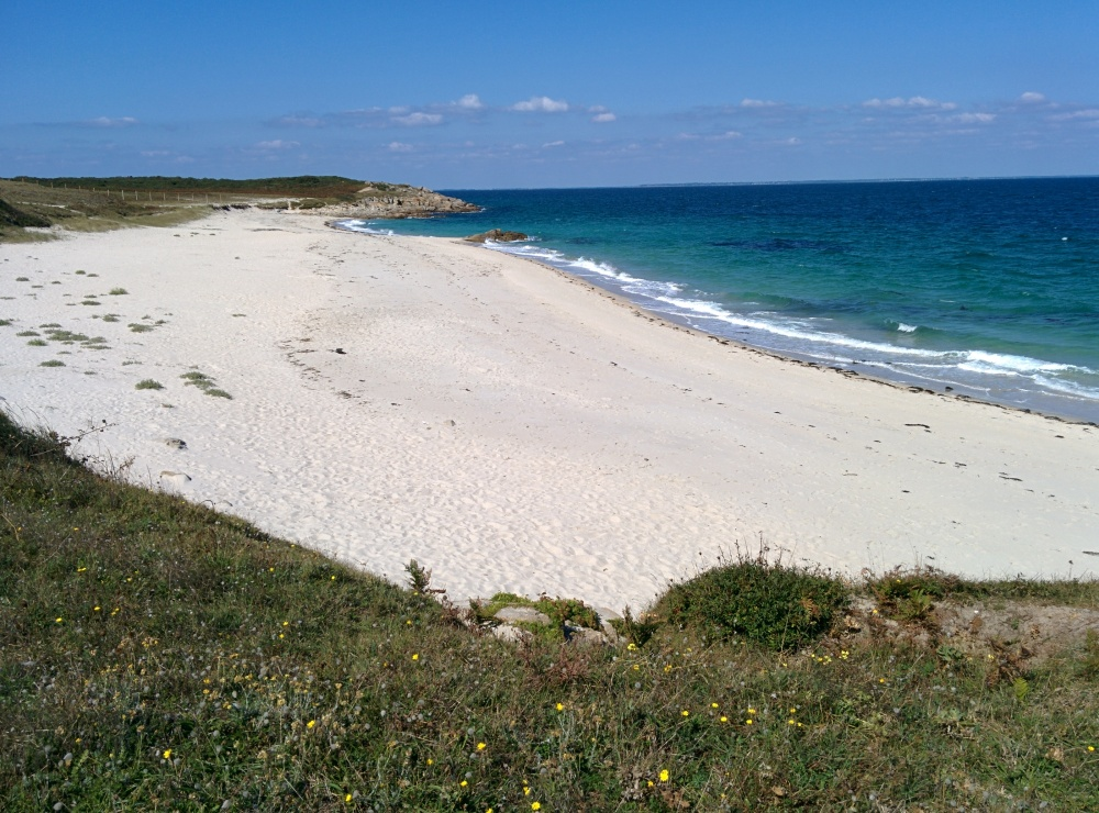 Belles plages - Hoëdic