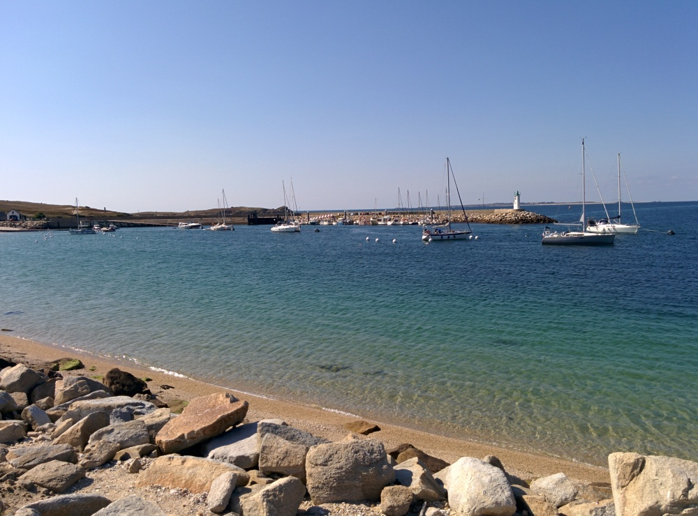 Port d'Argol - Hoëdic