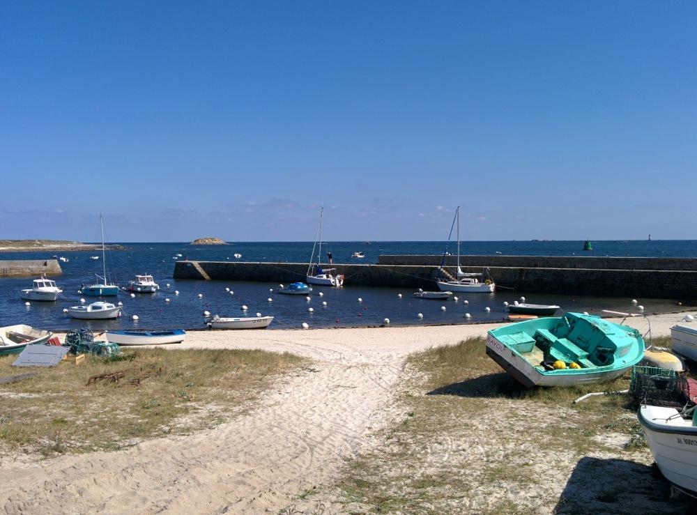Port de la Croix - Hoëdic